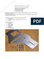 PTP5 Assembly Guide