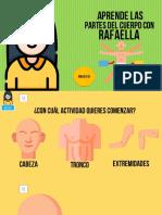 43. APRENDE LAS PARTES DEL CUERPO CON RAFAELLA.pptx