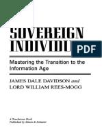 El Individuo Soberano - Edición 2020 Traducido con Deepl