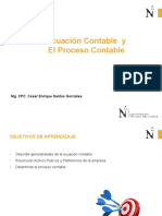 la ecuacion y el proceso contable 2 El Proceso Contable