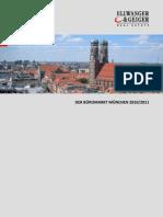 Der Büromarkt München 2010 / 2011