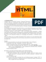 HTML - MANUALE