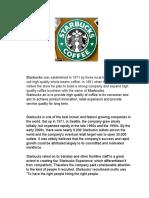 Document (20) Starbucks HR