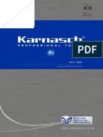 Karnasch USA Cutting Tool Catalog