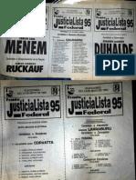 Elecciones 1995 - Parte 2