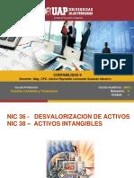 SEMANA 6- NIC 36 - DESVALORIZACION DE ACTIVOS  Y NIC 38 -ACTIVOS INTANGIBLES.pdf