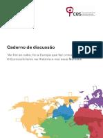 Araujo, Maeso - O Eurocentrismo na História e nos seus Manuais