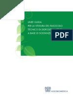 Linee Guida Fascicolo Tecnico Dispositivi Medici a Base Di Sostanze