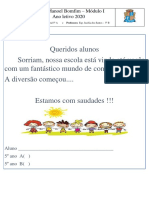 EMEF Manoel Bomfim - modulo I 5 ANO.pdf