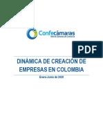 Dinámica de Creación de Empresas _ Ene-Jun 2020_Final