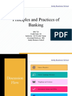 Principles and Practices of Banking Introduction