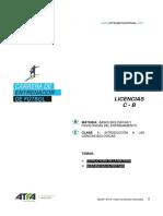 CEF Bases biologicas y fisiologicas del Entrenamiento Clase 1.pdf