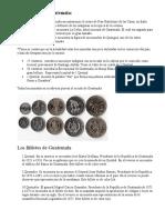 La moneda de Guatemala.docx