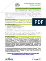 DeveloppementEtPromotionDeAgro-Industrie