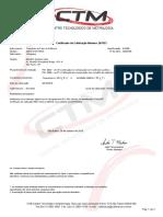 Certificado 267923