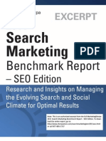 2011 Search Marketing Benchmark Report - SEO Edition (Excerpt)