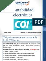 Taller de Contabilidad Electronica COI 27OCT2014
