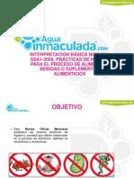 BUENAS PRACTICAS DE HIGIENE NOM 251