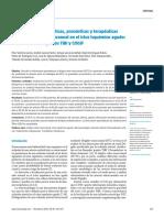 x Implicaciones diagnósticas, pronósticas y terapéuticas del dúplex color transcraneal en el ictus isquémico agudo validación de los grados TIBI y COGIF