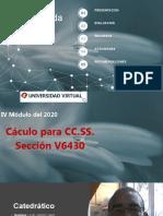 Reunión de Inicio Q3 Calculo CC SS.pptx