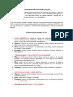 PLAN DECENAL DE SALUD PUBLICA