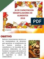 PLAN DE CAPACITACION 2018 - MODULOS.ppt