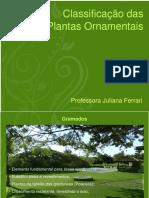Classificação das Plantas Ornamentais. Professora Juliana Ferrari.pdf