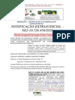 Protocolo de Rede 11.185.828francisco Adalberto Ensaio Notificação Extrajudicial – Nej-10.726.456.2020