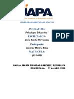 PSI-214 Actividad VI- Jennifer Medina Baez