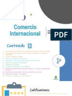 1. COMERCIO INTERNACIONAL 2020 SESION I