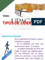 Diapositiva de Liderazgo