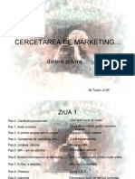 CERCETAREA DE MARKETING - romanian