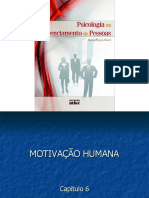 Motivação humana na Empresa