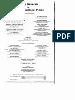 PELLET - 2011 - Préface Colloque Techniques interprétatives