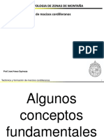 1 Geomorfología cordillera
