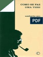 Como se faz uma Tese - Umberto Eco ok.pdf