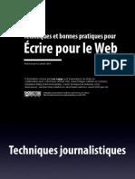 Ecrire Pour Le Web 2009 Luc Legay 091215121405 Phpapp01