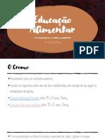 Slide 3_Educação Alimentar
