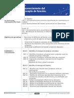 GUÍA DBA 1 Reconocimiento del concepto de función