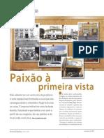Matéria sobre fachadas de papelarias - Revista da Papelaria