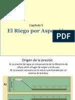 5. RIEGO POR ASPERSIÓN
