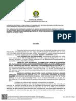 Juiz Marco Vargas Aceita Denuncia Contra Geraldo Alckmin Por Propina e Caixa 2 Da Odebrecht