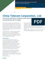 CASE STUDY - china telecom-convertido ES