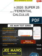 JEE+Main+2020_+SUPER+25+DIFFERENTIAL+CALCULUS.pdf