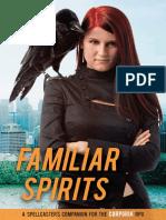 Corporia - Familiar Spirits