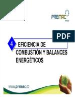 EF. COMBUSTION Y BALANCES ENERGETICOS