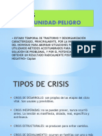 Ppt CRISIS - Psi Ambiental Uc