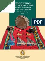 Música y sonidos en el mundo andino