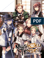 Mushoku Tensei - Jobless Reincarnation Volume-1