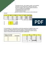 Ejercicios de distribuciones discretas(1)